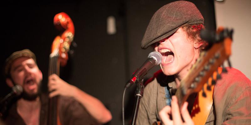 WYNN, groupe de musique Musique Irlandaise en représentation à Alpes Maritimes - photo de couverture n° 2