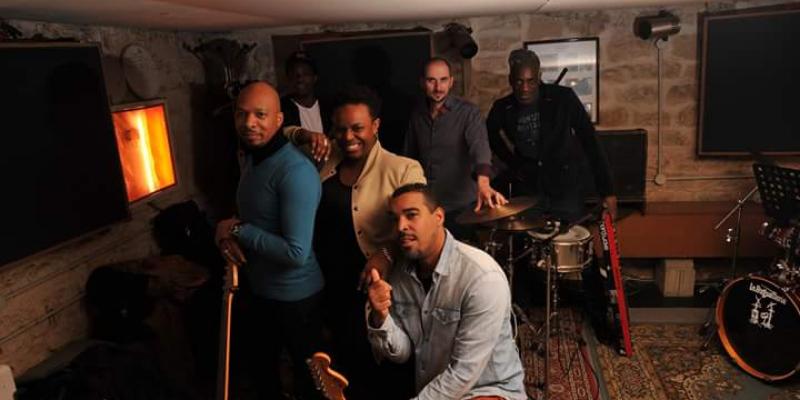 Mel, musicien Soul en représentation à Seine et Marne - photo de couverture