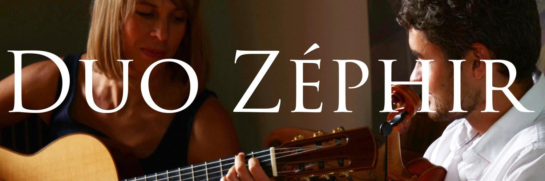 Duo Zéphir, musicien Classique en représentation à Gironde - photo de couverture