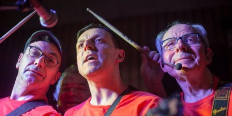 LES ROCKBLOCHON, groupe de musique Rock en représentation à Savoie - photo de couverture n° 2