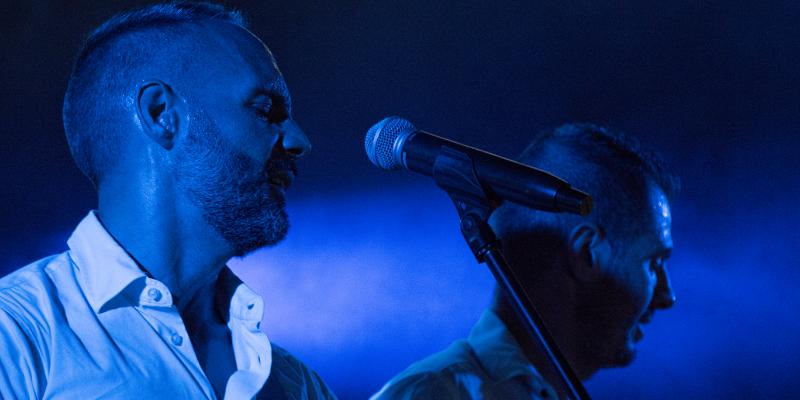 THE PAGE, groupe de musique Rock en représentation à Bouches du Rhône - photo de couverture n° 2