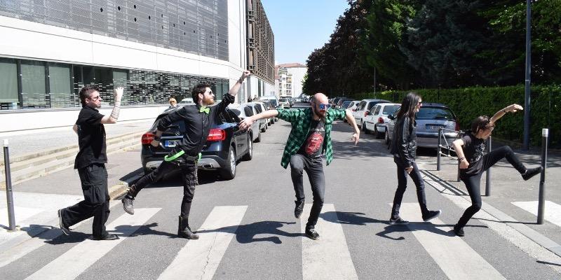 B!pop, groupe de musique Rock en représentation - photo de couverture