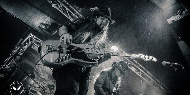 Reverend Redlocke, groupe de musique Rock en représentation à Val d'Oise - photo de couverture n° 1