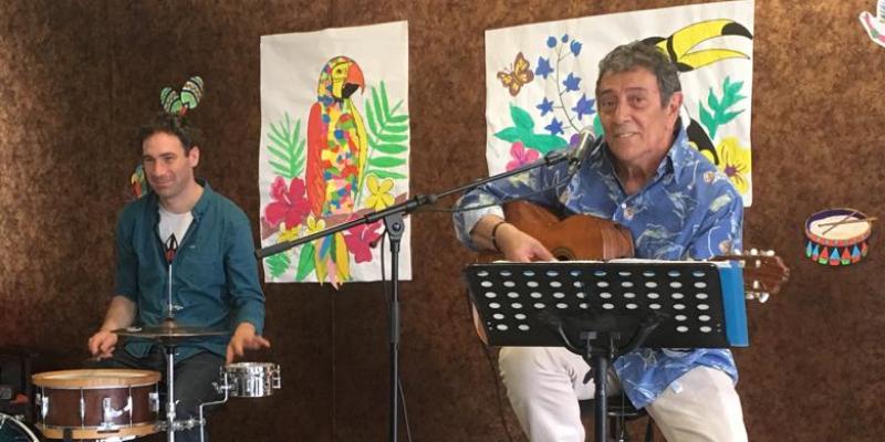MESTRE Jean-Yves, musicien Chanteur en représentation à Alpes Maritimes - photo de couverture