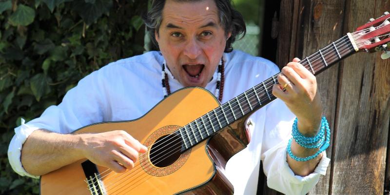Vidal, groupe de musique Chanteur en représentation à Seine et Marne - photo de couverture n° 1