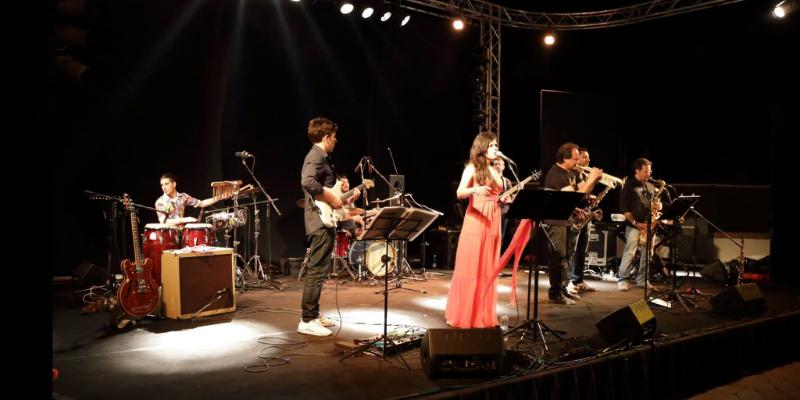 Enrica Panza, groupe de musique Soul en représentation à Paris - photo de couverture n° 2