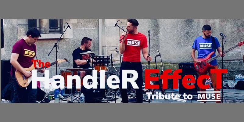 The HandleR EffecT , groupe de musique Rock en représentation à Marne - photo de couverture n° 2
