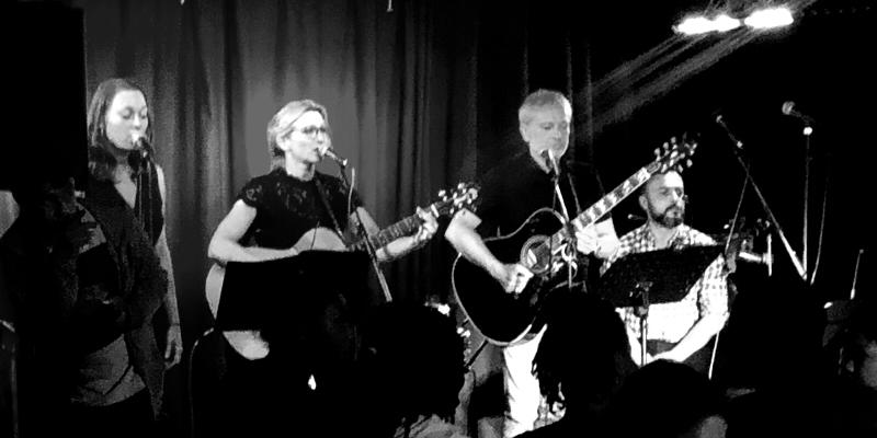 Groupe Noir Cerise, groupe de musique Jazz en représentation à Seine Saint Denis - photo de couverture n° 3