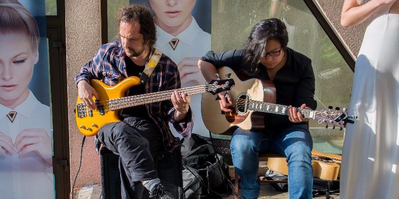 GreyStones, groupe de musique Acoustique en représentation - photo de couverture n° 2