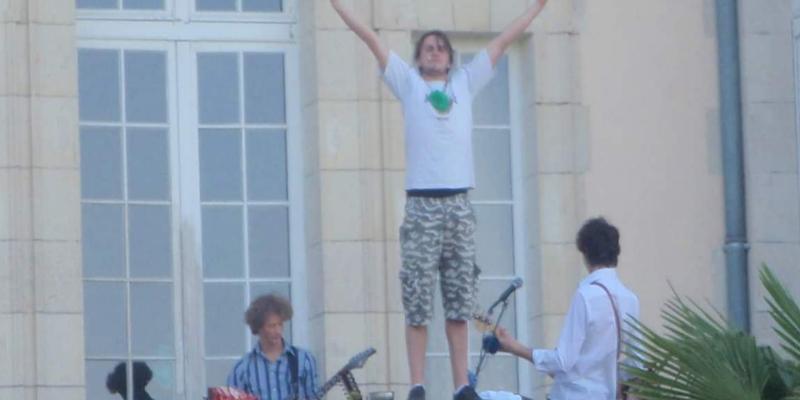 Brice MULLER, musicien Acoustique en représentation à Paris - photo de couverture n° 3