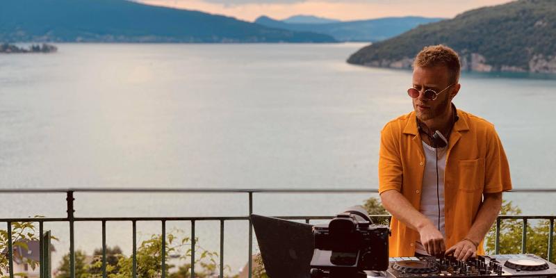 Hugo Berness, DJ Dj en représentation à Haute Savoie - photo de couverture n° 2