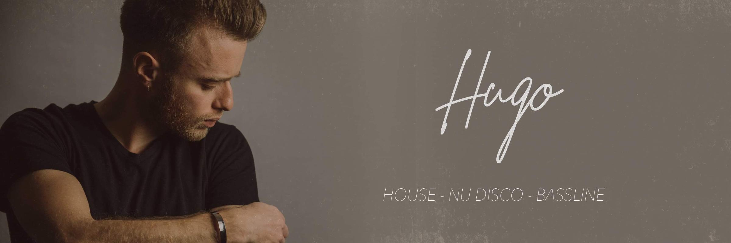 Hugo Berness, DJ Dj en représentation à Haute Savoie - photo de couverture n° 1