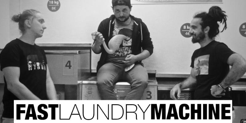 Fast Laundry Machine, groupe de musique Rock en représentation à Gironde - photo de couverture n° 1