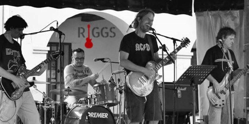 Riggs, groupe de musique Rock en représentation à Landes - photo de couverture n° 1