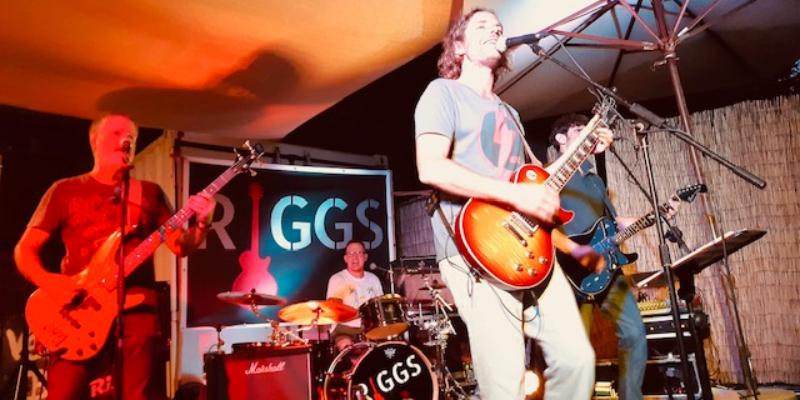 Riggs, groupe de musique Rock en représentation à Landes - photo de couverture n° 2
