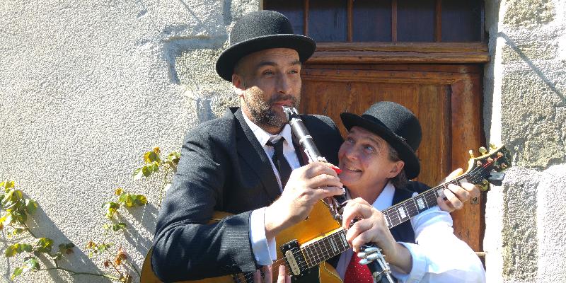 Bluemary Swing, groupe de musique Jazz en représentation à Corrèze - photo de couverture n° 3