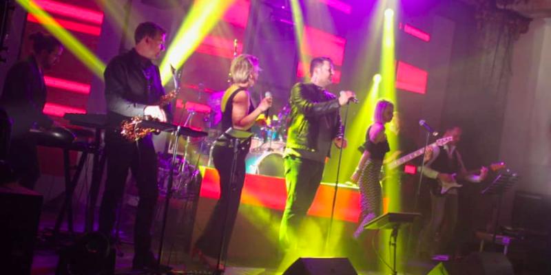 PLAYLIST, groupe de musique Rock en représentation à Nord - photo de couverture n° 3