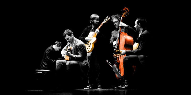 All of Swing, groupe de musique Jazz en représentation à Somme - photo de couverture n° 1