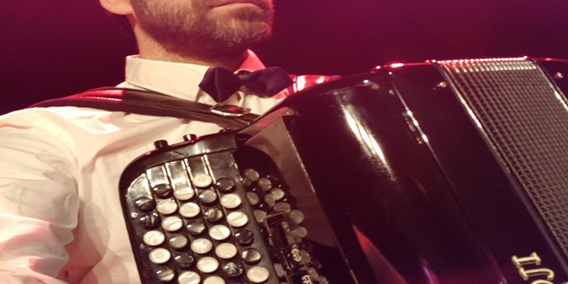 Perrin maxime, musicien Jazz en représentation à Seine Saint Denis - photo de couverture