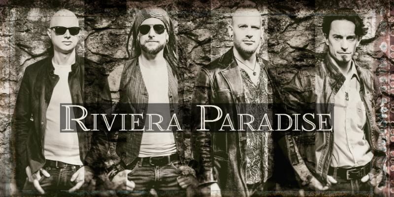 RIVIERA PARADISE, groupe de musique Rock en représentation à Seine et Marne - photo de couverture
