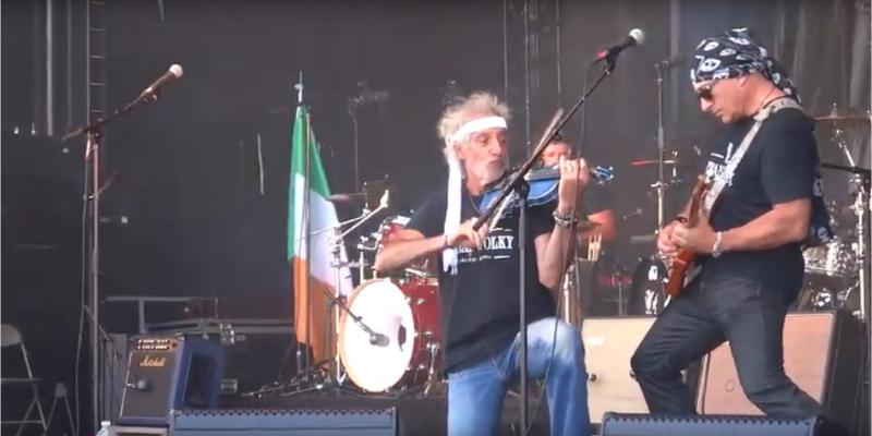 Urban Folky celtic music, groupe de musique Musique Irlandaise en représentation à Loire - photo de couverture n° 2