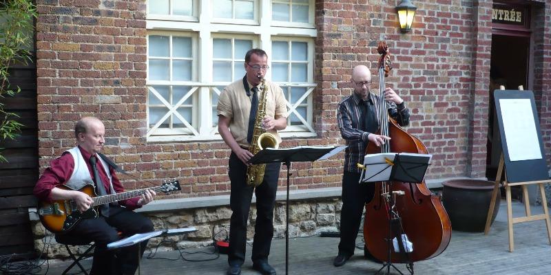 Oléo jazz, groupe de musique Jazz en représentation - photo de couverture n° 3