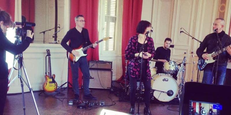 The Passengers, groupe de musique Rock en représentation à Maine et Loire - photo de couverture