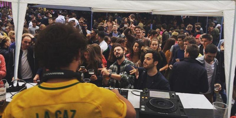 Alex Cazaux, DJ Dj en représentation à Paris - photo de couverture n° 2