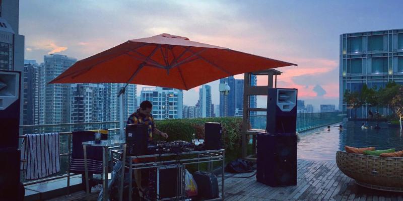 Alex Cazaux, DJ Dj en représentation à Paris - photo de couverture n° 1