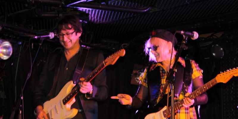 FRANKISTADORS, groupe de musique Rock en représentation - photo de couverture n° 2