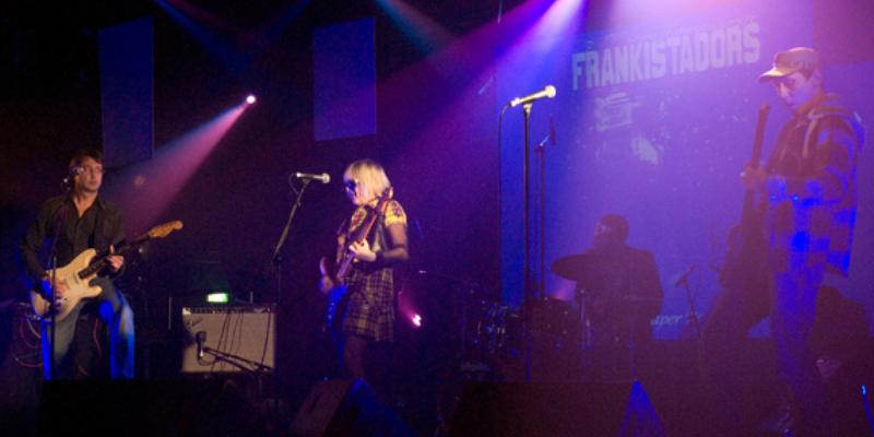 FRANKISTADORS, groupe de musique Rock en représentation - photo de couverture n° 1