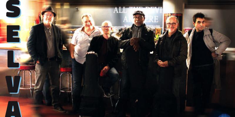 Selva, groupe de musique Rock en représentation à Paris - photo de couverture