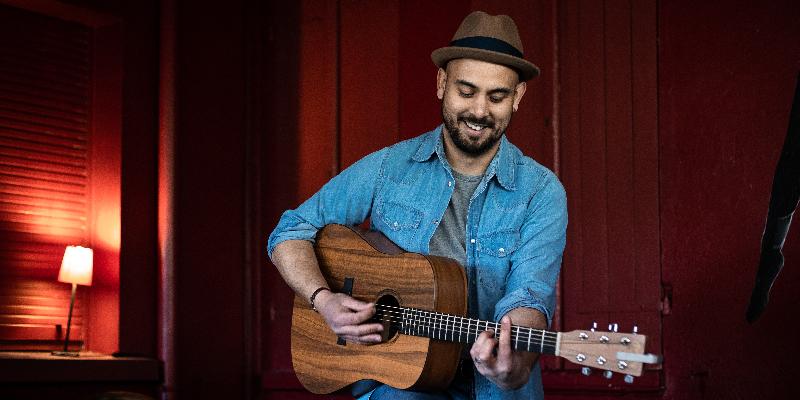 Dadou Afaka, musicien Rock en représentation à Tarn - photo de couverture n° 1