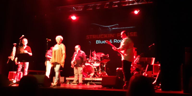 Struckin posse, groupe de musique Rock en représentation à Rhône - photo de couverture