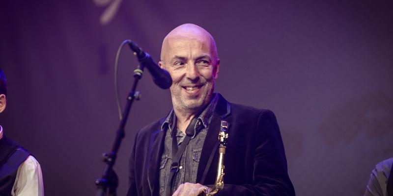 Negre Christophe, musicien Saxophoniste en représentation à Val de Marne - photo de couverture