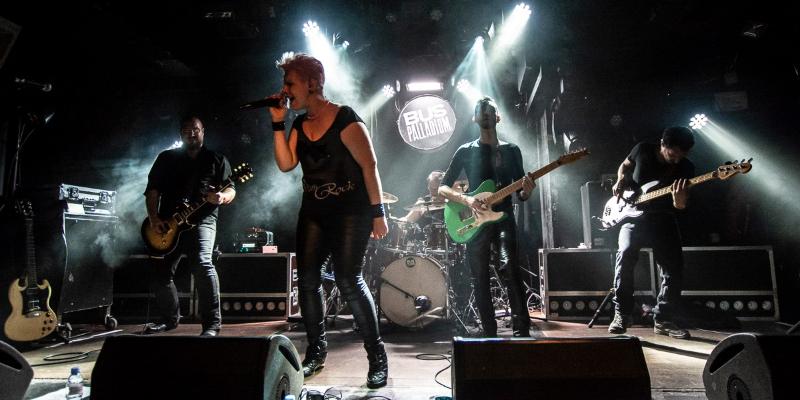 Burnt Umber, groupe de musique Rock en représentation à Paris - photo de couverture n° 2