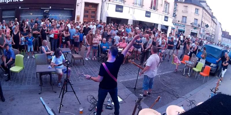 The Special Man, groupe de musique Rock en représentation à Oise - photo de couverture