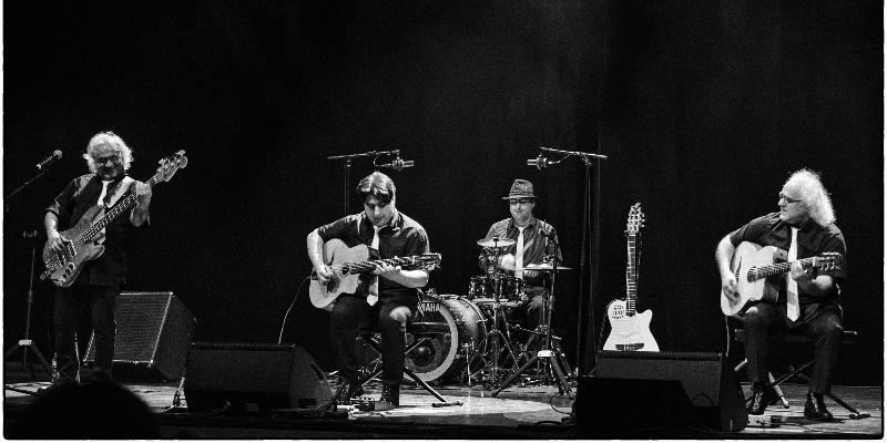 Borruto Family, groupe de musique Jazz en représentation à Saône et Loire - photo de couverture