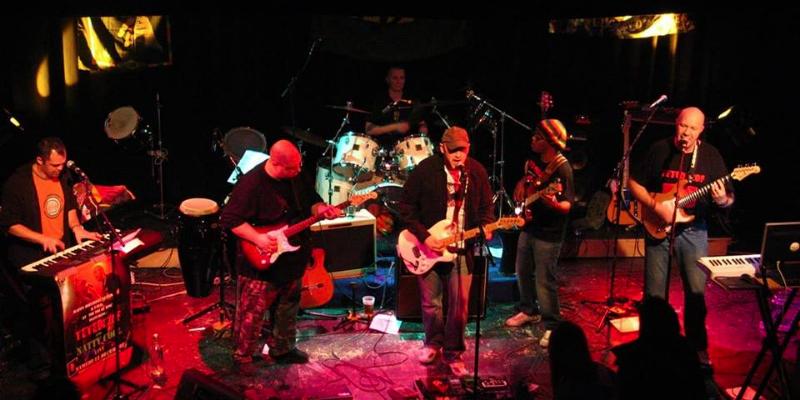 TETEDEZOF, groupe de musique Rock en représentation à Rhône - photo de couverture n° 3