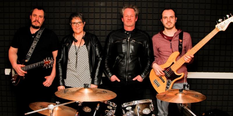 JOBSAN, groupe de musique Rock en représentation à Eure - photo de couverture