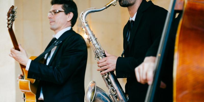 Jazz It Up, groupe de musique Jazz en représentation à Bouches du Rhône - photo de couverture n° 2