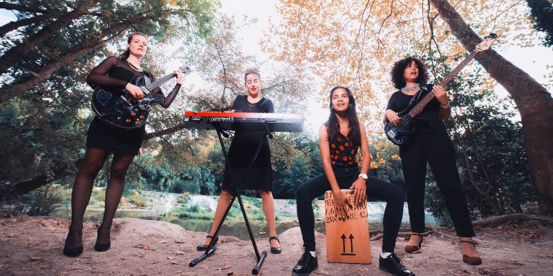 laiine, groupe de musique Jazz en représentation à Hérault - photo de couverture
