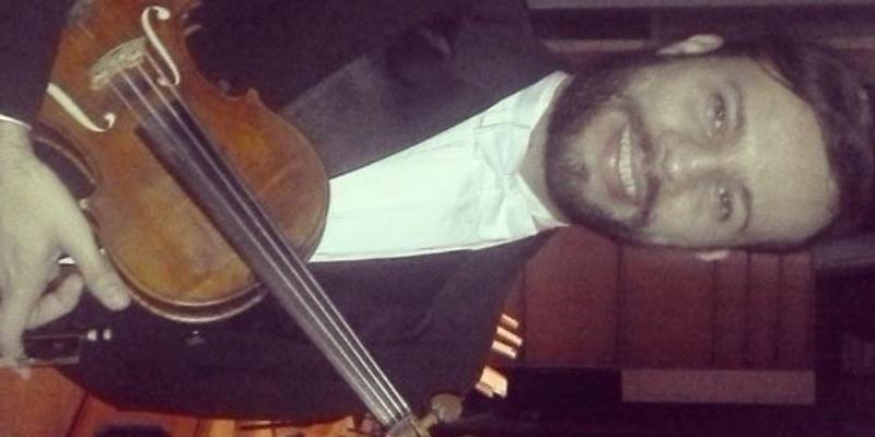 Rafael Gonçalves Do Carmo, musicien Musiques du monde en représentation à Paris - photo de couverture n° 2