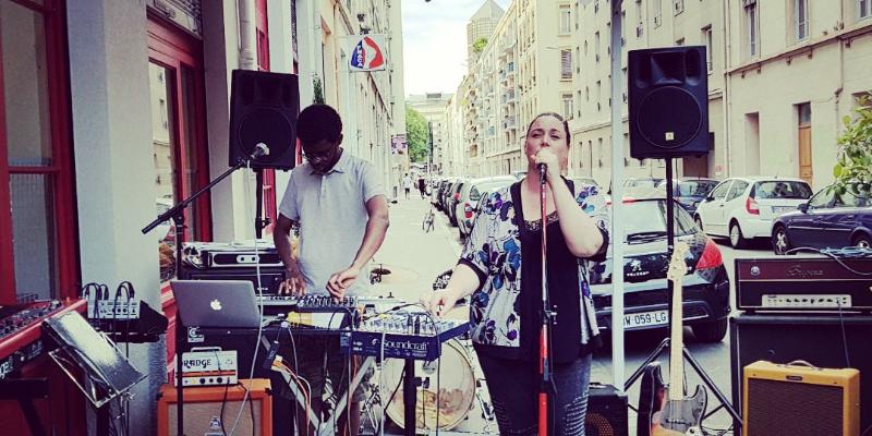 GallyC, musicien Electronique en représentation à Rhône - photo de couverture n° 1