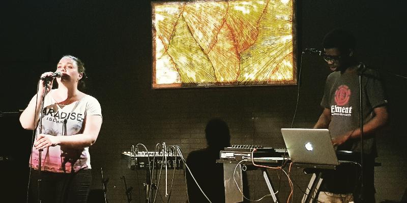 GallyC, musicien Electronique en représentation à Rhône - photo de couverture n° 2