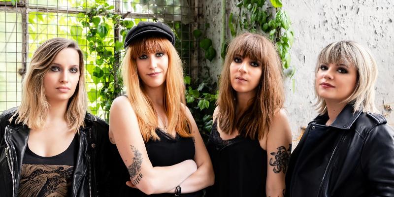 Fallen Lillies, groupe de musique Rock en représentation à Doubs - photo de couverture
