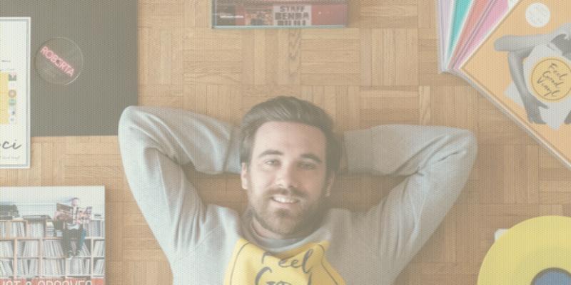 Feel Good Vinyl, DJ Dj en représentation à Paris - photo de couverture