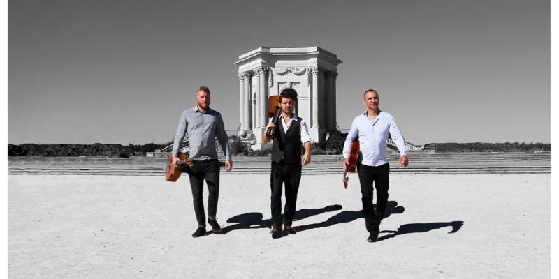 Le Maestrio, groupe de musique Acoustique en représentation à Hérault - photo de couverture n° 3