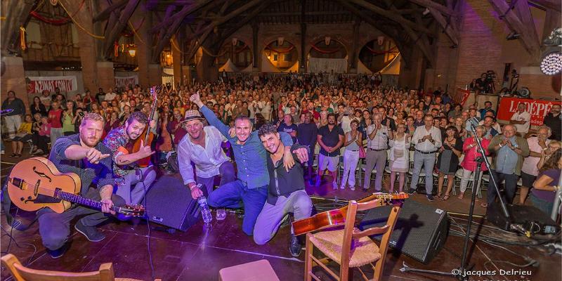 Le Maestrio, groupe de musique Acoustique en représentation à Hérault - photo de couverture n° 2