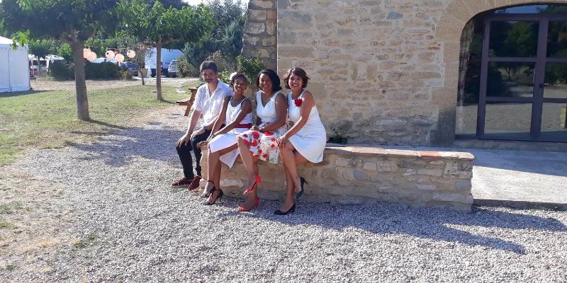 Indigo Gospel, groupe de musique Soul en représentation à Hérault - photo de couverture n° 2